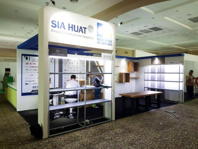 Exhibition Booth Contractor Sia : Exhibition booth design event roadshow w t